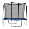 Skywalker Skywalker 10-ft Round Blue Backyard Trampoline with Enclosure