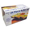 Serve-Rite 24-Piece Buffet Party Server