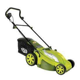 Sun Joe Mow Joe Electric Lawn Mower 13-Amp 17-in Corded Electric Push Lawn Mower MJ403E