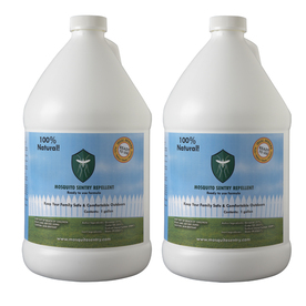 Mosquito Sentry Mosquito Sentry 1-Gallon Natural Ready-To-Use Repellent 2-Pack MOSQREP2