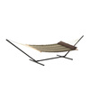 allen + roth 13-ft Multicolor Polyester Double Hammock