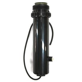 Retract A Light 6-Light Black Low Voltage Halogen Path Lights Landscape Lighting Kit