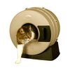 Smart Choice Tan Hooded Litter Box