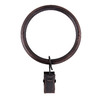allen + roth 10-Pack Oil Rubbed Bronze Curtain Rings