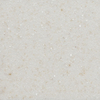 allen + roth Chalk White Solid Surface Kitchen Countertop Sample