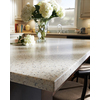 allen + roth Rocky Sand Solid Surface Kitchen Countertop Sample