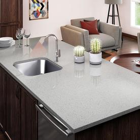 allen + roth Alloy Quartz Kitchen Countertop Sample
