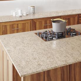 allen + roth Kelsey Creek Quartz Kitchen Countertop Sample