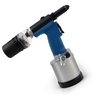 Blue Pneumatic Swivel Rivet Tool