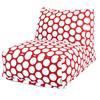 Majestic Home Goods Bean Bag Chair