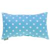 Majestic Home Goods 12-in W x 20-in L Aquamarine Rectangular Indoor Decorative Complete Pillow