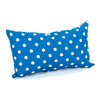 Majestic Home Goods 12-in W x 20-in L Ocean Rectangular Accent Pillow