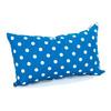 Majestic Home Goods 12-in W x 20-in L Ocean Rectangular Indoor Decorative Complete Pillow