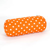 Majestic Home Goods 8-in W x 18.5-in L Tangerine Oblong Indoor Decorative Complete Pillow