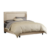 Skyline Furniture Wellington Oatmeal King Upholstered Bed