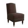 Skyline Furniture Granville Collection Chocolate Accent Chair