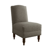 Skyline Furniture Granville Collection Grey Accent Chair