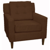 Skyline Furniture Sheridan Collection Chocolate Accent Chair