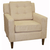 Skyline Furniture Sheridan Collection Oatmeal Accent Chair