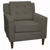 Skyline Furniture Sheridan Collection Charcoal Accent Chair