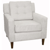 Skyline Furniture Sheridan Collection White Accent Chair