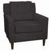 Skyline Furniture Sheridan Collection Black Accent Chair