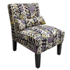 Skyline Furniture Clark Collection Amethyst Accent Chair