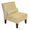 Skyline Furniture Clark Collection Camel Accent Chair