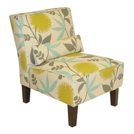 Skyline Furniture Clark Collection Aegean Accent Chair