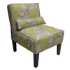 Skyline Furniture Clark Collection Wheatgrass Accent Chair