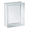 REDI2SET 10-Pack Glass Blocks (Common: 8-in H x 6-in W x 3-in D; Actual: 7.75-in H x 5.75-in W x 3.12-in D)