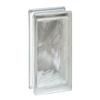 REDI2SET 10-Pack Glass Blocks (Common: 8-in H x 4-in W x 3-in D; Actual: 7.75-in H x 3.75-in W x 3.12-in D)