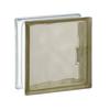 REDI2SET 10-Pack Glass Blocks (Common: 6-in H x 6-in W x 3-in D; Actual: 5.75-in H x 5.75-in W x 3.12-in D)
