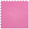 Perfection Floor Tile LVT 6-Piece 20-in x 20-in Pink Floating Slate Luxury Vinyl Tile