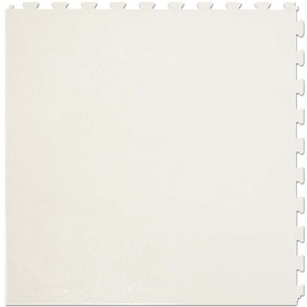 Perfection Floor Tile 20-in W x 20-in L Ostrich Leather Garage Vinyl Tile