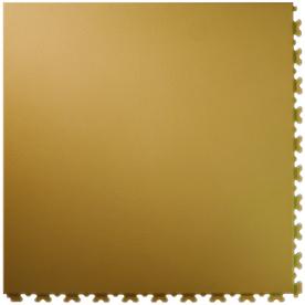 Perfection Floor Tile 6-Piece 20-in x 20-in Camel Leather Garage Floor Tile