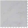Perfection Floor Tile 6-Piece 20.5-in x 20.5-in White Marble Slate Garage Floor Tile