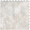 Perfection Floor Tile 20-1/2-in W x 20-1/2-in L Field Stone Slate Garage Vinyl Tile