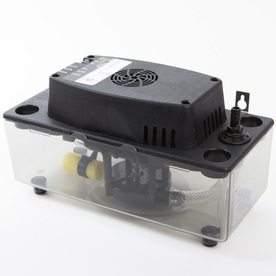 Utilitech Pro 0.033-HP Thermoplastic Condensate Pump