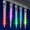 Gemmy 10-Count Multicolor Mini LED Christmas String Lights