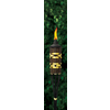 TIKI 60-in Outdoor Bamboo Citronella Torch