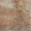 FLOORS 2000 11-Pack 13-in x 13-in Iron Brown Glazed Porcelain Floor Tile
