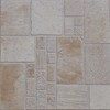 FLOORS 2000 11-Pack 13-in x 13-in Toledo Beige Glazed Porcelain Floor Tile
