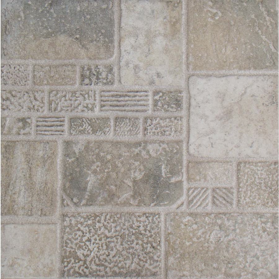 Shop floors 2000 11 pack toledo green glazed porcelain indoor outdoor floor tile common 13 in - Lowes in toledo ...