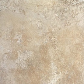 FLOORS 2000 11-Pack 13-in x 13-in Altamira Ivory Glazed Porcelain Floor Tile