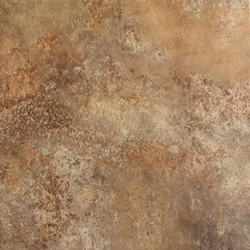 FLOORS 2000 7-Pack 18-in x 18-in Altamira Lava Glazed Porcelain Floor Tile