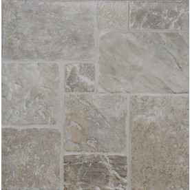 FLOORS 2000 11-Pack Billuna Verde Glazed Porcelain Indoor/Outdoor Floor Tile (Common: 13-in x 13-in; Actual: 12.92-in x 12.92-in)