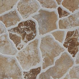 Pack Stone Henge Beige Glazed Porcelain Indoor Outdoor Floor Tile