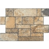 FLOORS 2000 6-Pack 24-in x 16-in Fiyord Brown Glazed Porcelain Floor Tile