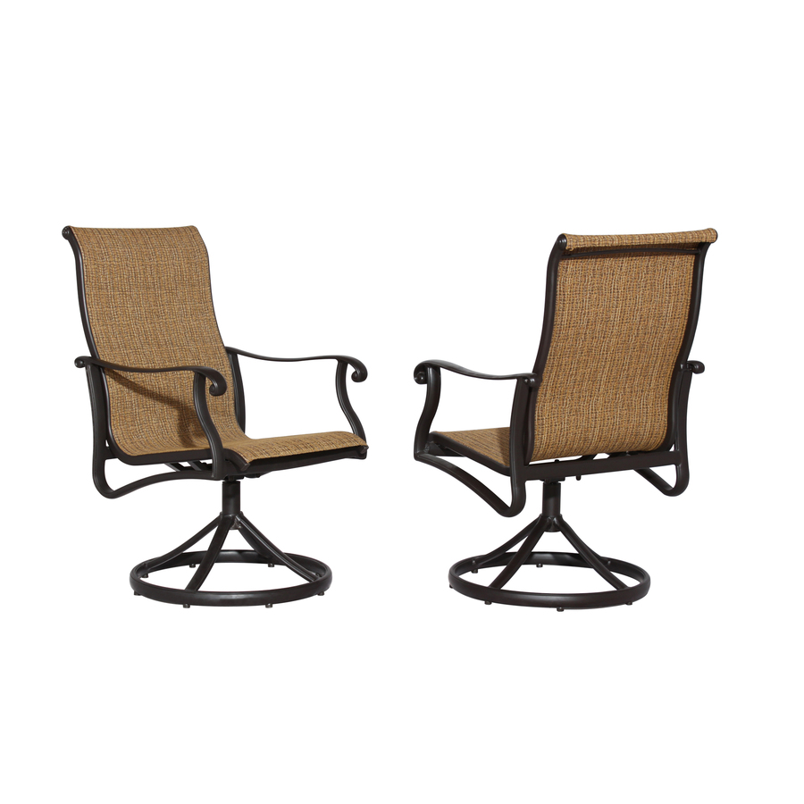 Enlarged image for Outdoor swivel chairs